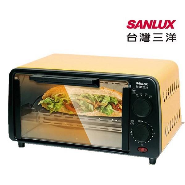 SANLUX 台灣三洋 SK-919HD 9L烤箱