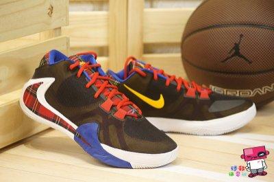 球鞋補習班 NIKE ZOOM FREAK 1 AS EP 紅藍 格紋 明星賽 希臘怪物 字母哥 CD4961-001