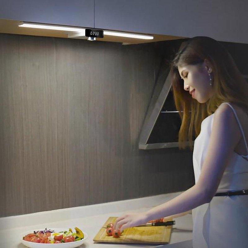 【新年禮物】KUCHE SOL 無線智能手勢感應 + 智能計時鬧鐘 LED 燈