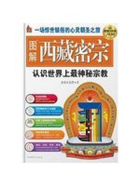 二手書博民逛書店 《【圖解西藏密宗(簡體版)】》 R2Y ISBN:9787561333990│洛桑杰嘉措