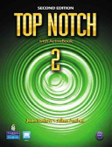 二手書博民逛書店 《Top Notch: English for Today's World》 R2Y ISBN:9780132455589│Saslow