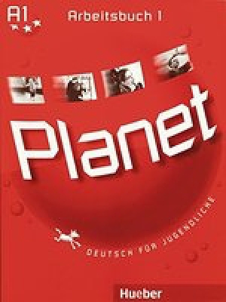 二手書博民逛書店 《Planet: Arbeitsbuch 1》 R2Y ISBN:3190116784│PerePlanells