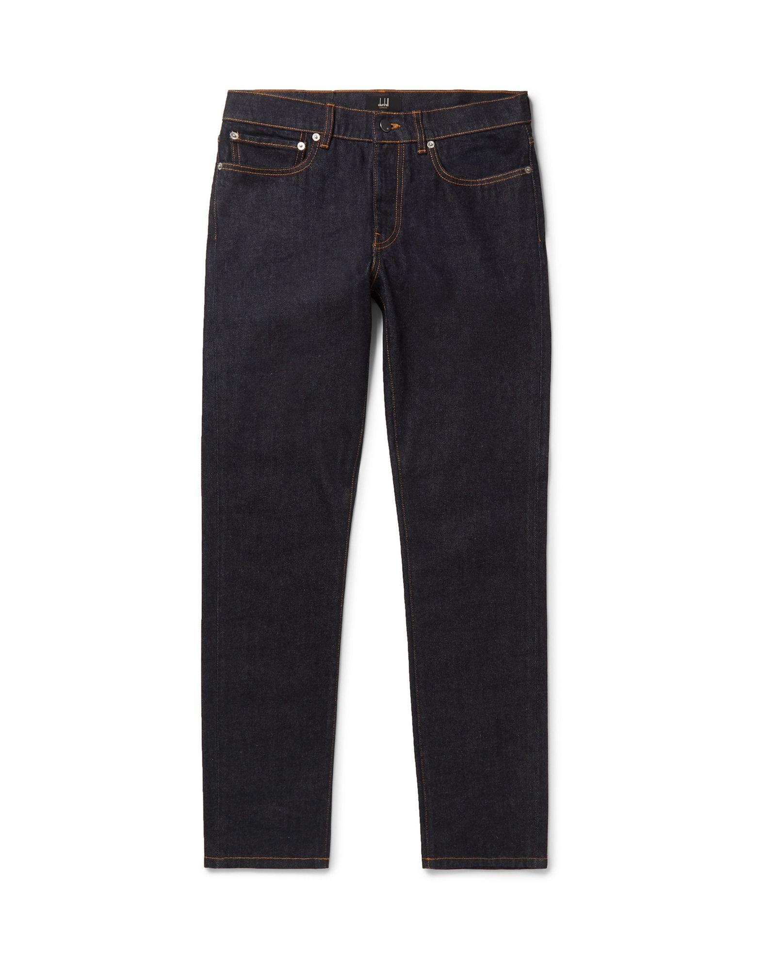 DUNHILL Denim pants - Item 42810892