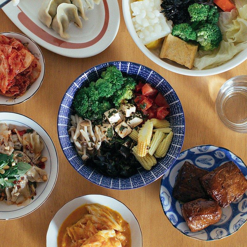 【母親節套餐】仁里居| 溫馨四人全植套餐饗宴