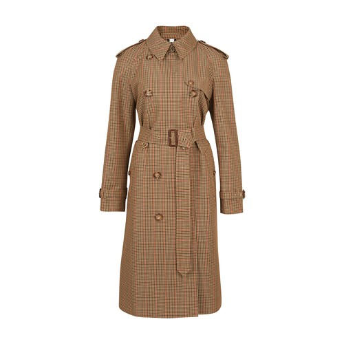 Bridstow trench coat