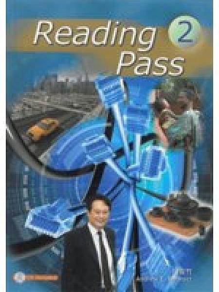 二手書博民逛書店 《READING PASS 2 (WITH CD)》 R2Y ISBN:9861472401│白安竹
