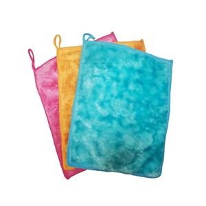 奇麗屋油切木纖擦巾(3入)