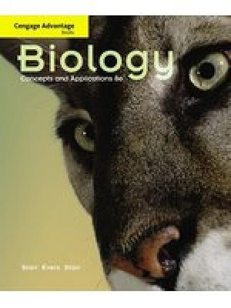 二手書博民逛書店 《Biology: Concepts & Applications 8e** [ISE]》 R2Y ISBN:0538739363│CecieStarr