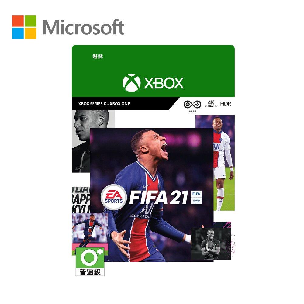 【下載版】Microsoft 微軟《FIFA 21》標準版 - 中文版