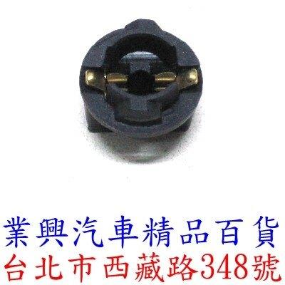 T10儀表板燈燈泡座 圓型→耐溫塑膠鋼底座 (2QY-013)