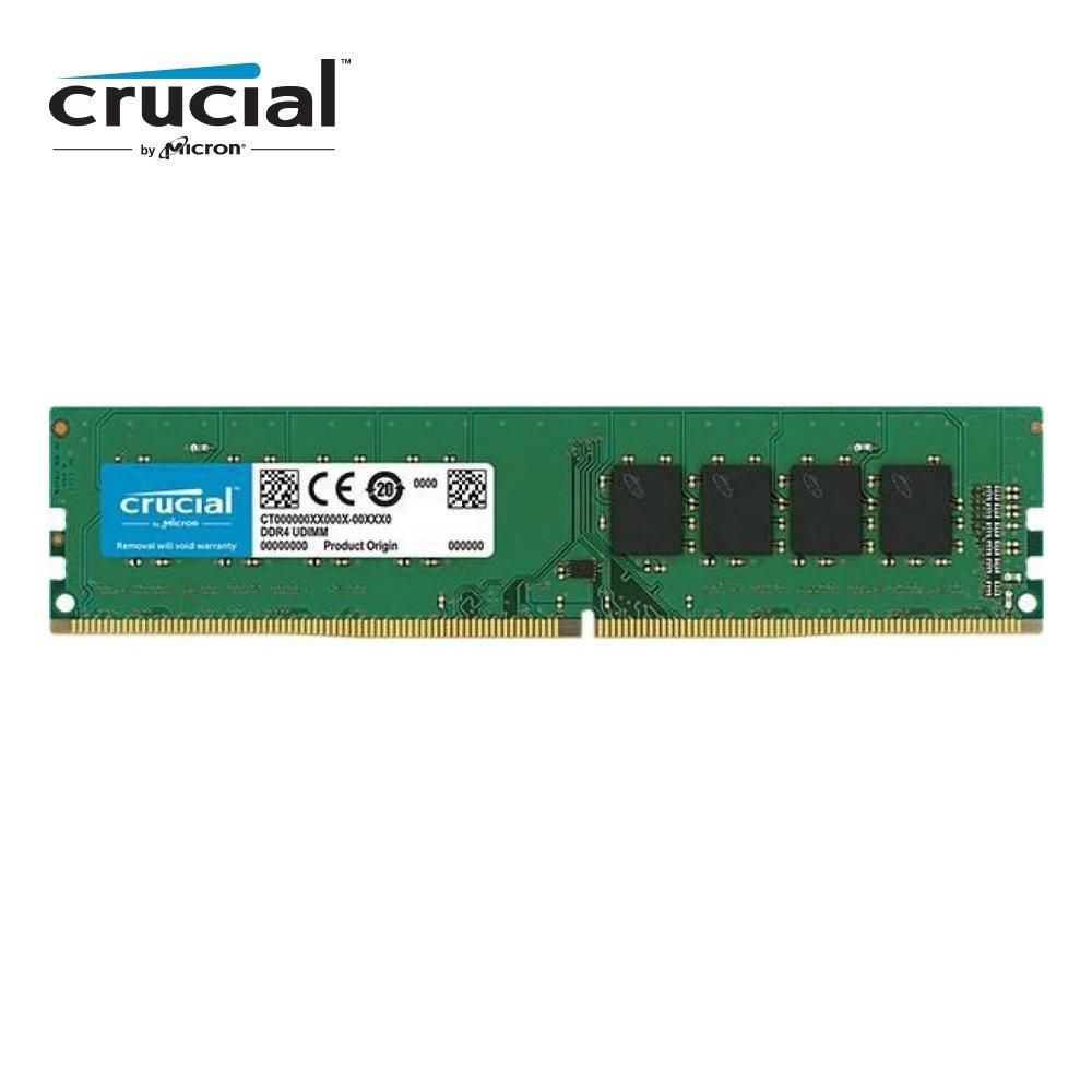 美光 Crucial DDR4 2666 16G 桌上型記憶體