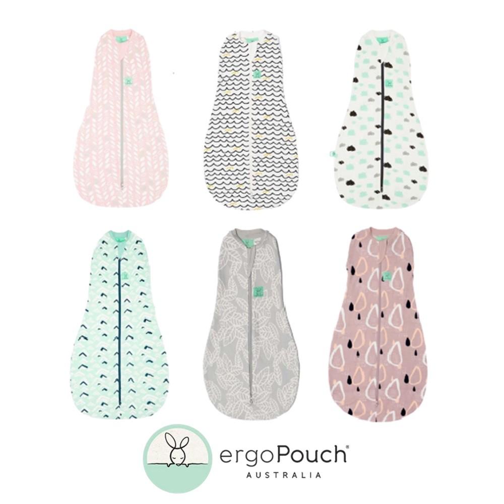 竹纖維款 澳洲ErgoPouch二合一舒眠包巾 共九款