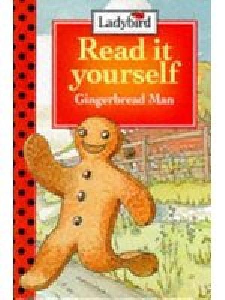 二手書博民逛書店 《Gingerbread Man (Read It Yourself - Level 2)》 R2Y ISBN:0721415792│Ladybird