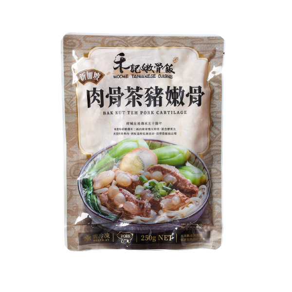 禾記-肉骨茶豬嫩骨調理包250g