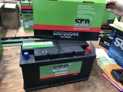 部長電池  60044   (60011) SCB 韓國製 免保養 .SMF.