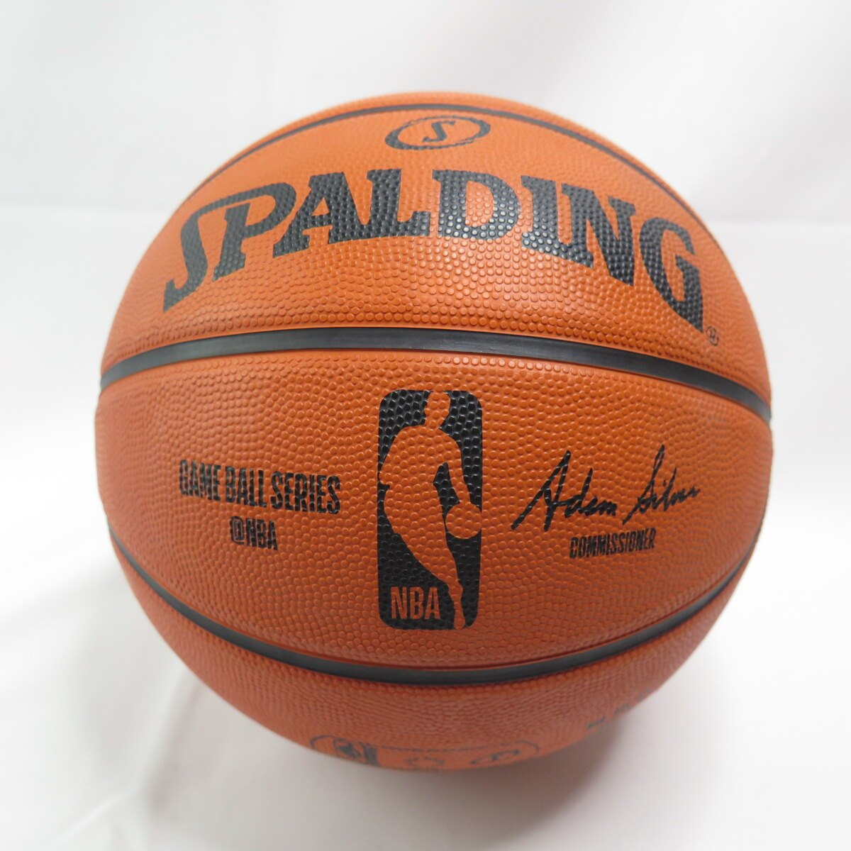 SPALDING NBA OFFICAL GAME BALL SERIES 七號球 SPA83385 橘【iSport】