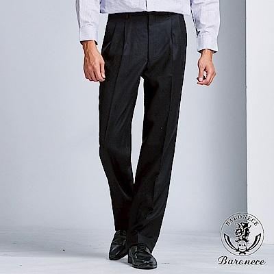 BARONEC素雅簡約羊毛西褲(107152-15)