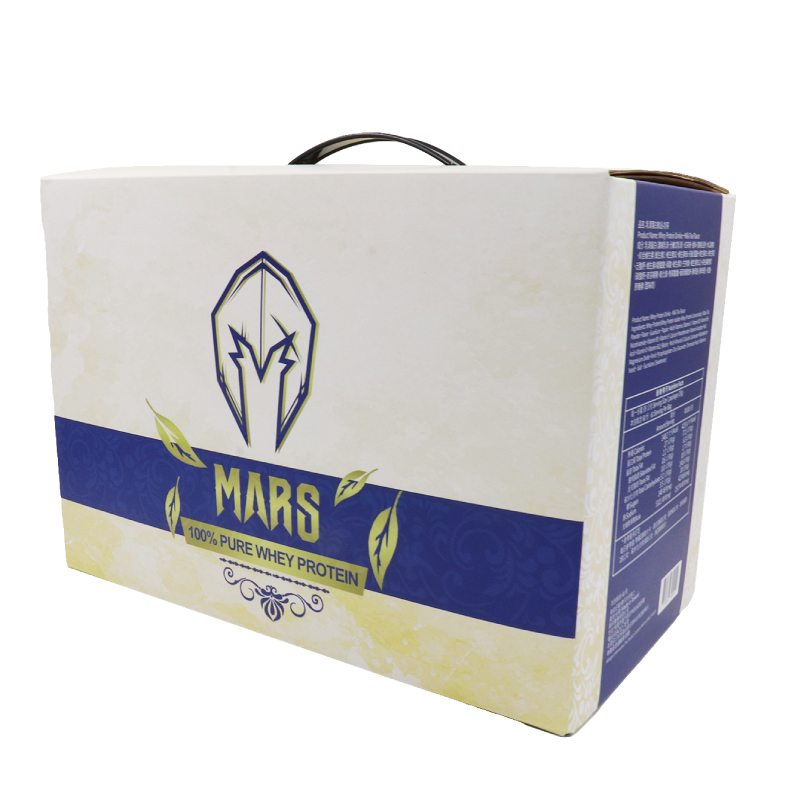 [戰神 MARS] 低脂乳清 - 奶茶 (60包/盒)