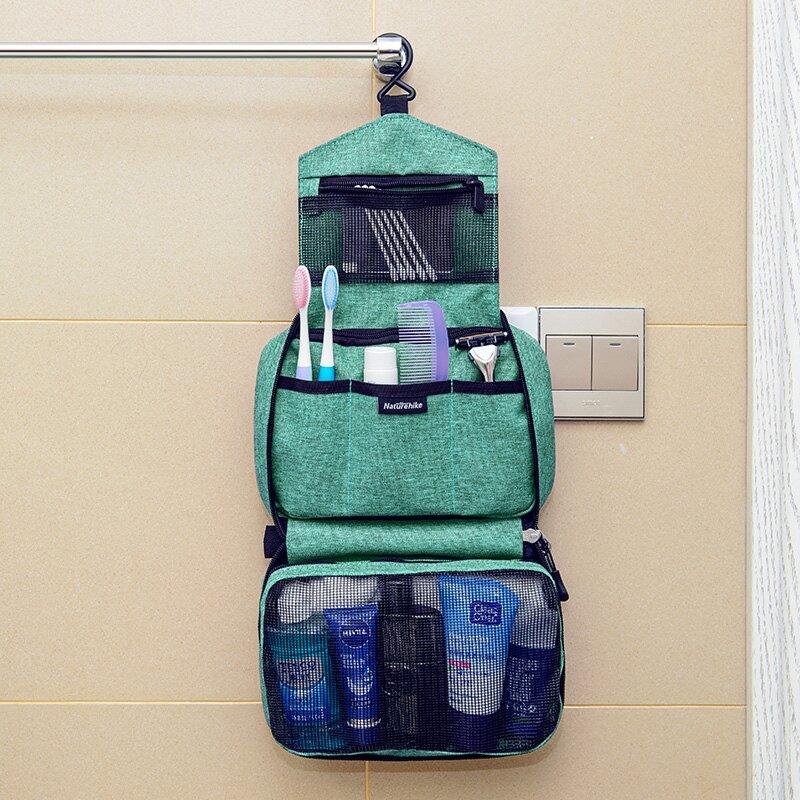 旅行洗漱包男士乾濕分離出差便攜化妝包女收 雙十一