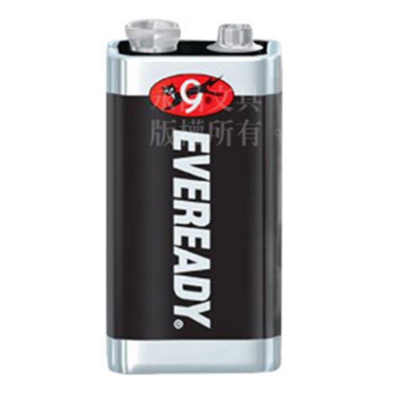 EVEREADY 永備 9V 碳鋅電池 12顆入 /盒