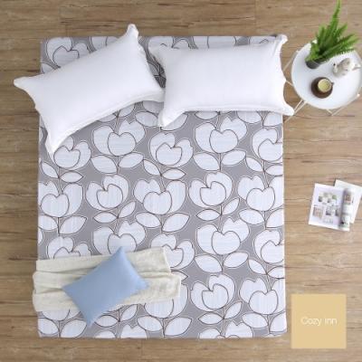 Cozy inn 花趣-200織精梳棉床包(單人)