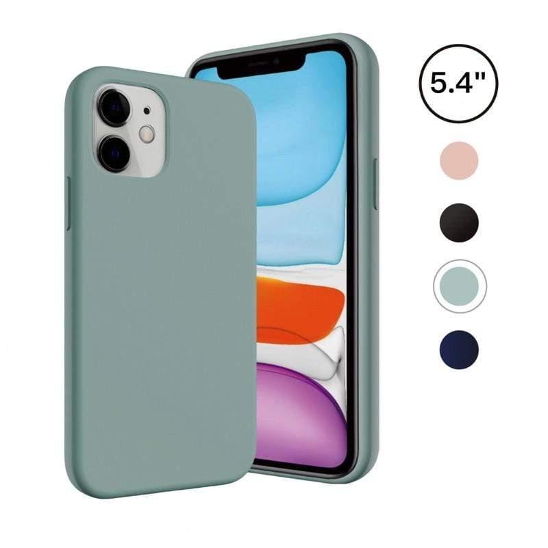 Skin 系列 for iPhone12 mini/Pro/Pro Max 手機保護殼 - 天空藍 6.1吋 iPhone 12/Pro