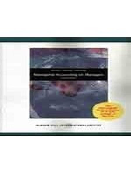 二手書博民逛書店 《Managerial Accounting for Managers》 R2Y ISBN:0071221085│EricW.Noreen