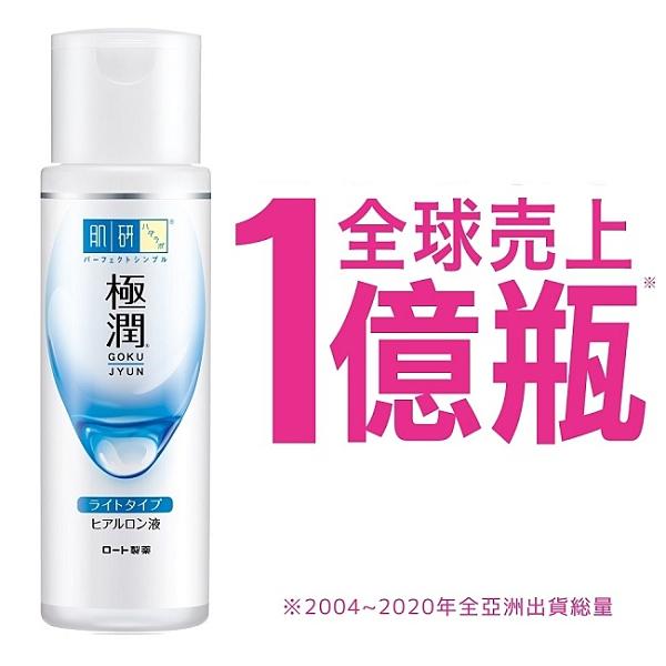 肌研極潤保濕化粧水清爽型 170ml