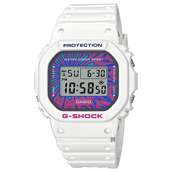 CASIO 卡西歐 G-SHOCK 運動 DW-5600DN-7 手錶 經典款