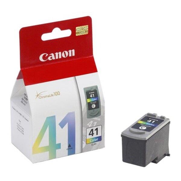 佳能 CANON 彩色原廠墨水匣 / 盒 CL-41