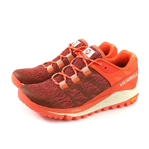 MERRELL ANTORA 運動鞋 健走鞋 橘色 女鞋 黃金大底 ML066428 no073