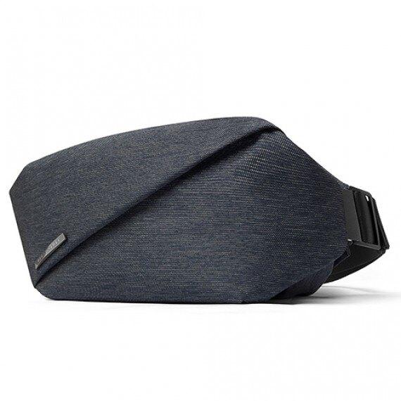 NIID | RADIANT R0 機能胸包 曜石黑/迷霧藍 新色上市