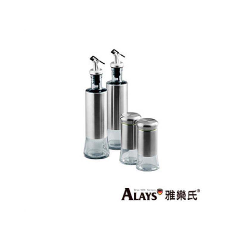 (贈)不鏽鋼調味罐組SP-2107