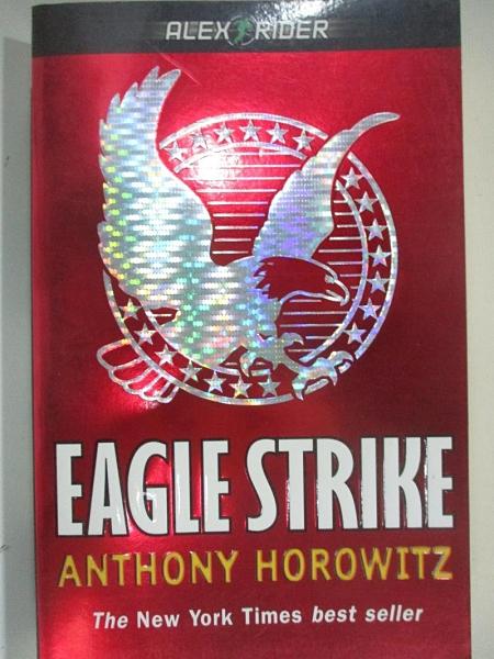 【書寶二手書T7/語言學習_BBZ】Eagle Strike_Horowitz, Anthony