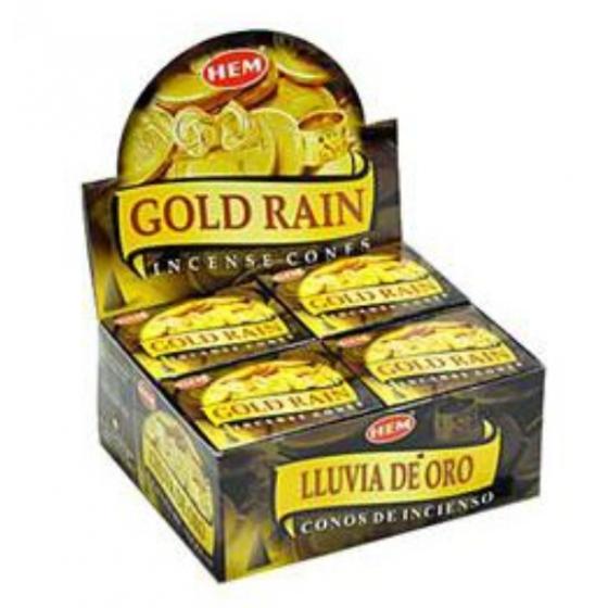 HEM黃金雨錐香 招財錐香 gold rain