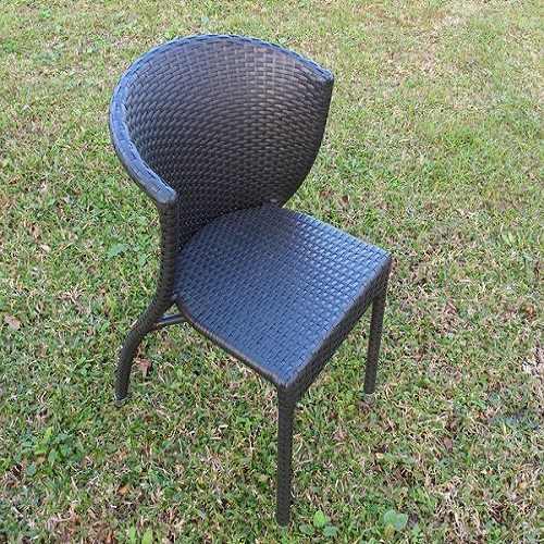 凡賽斯鋁合金膠藤椅