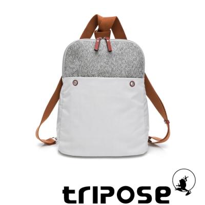 tripose 漫遊系列斜背後背包 貴族灰