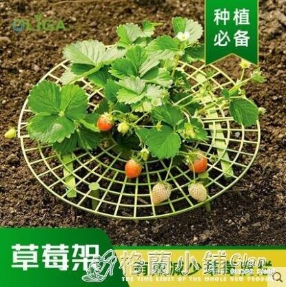 【限時下殺!85折!】草莓架 陽台盆栽種菜架 果實支撐植物爬藤支柱園藝支架