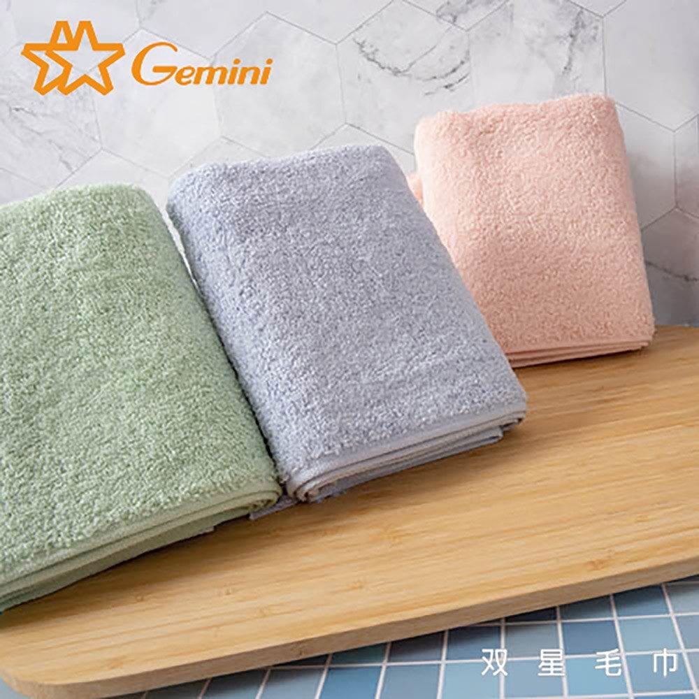 衛浴 毛巾 浴巾 方巾 超柔軟流蘇毛巾 精美流蘇設計 時尚的尖端/3色2入組【Gemini双星毛巾】