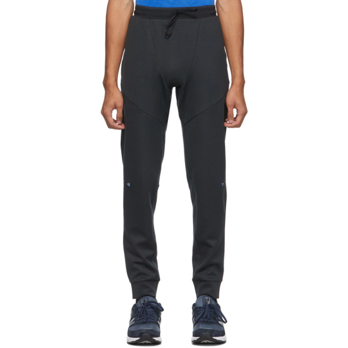 New Balance 黑色 Q Speed Run 运动裤