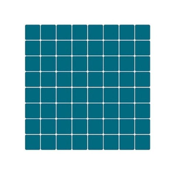 義大利HOME DÉCOR3D馬賽克磁磚貼-藍