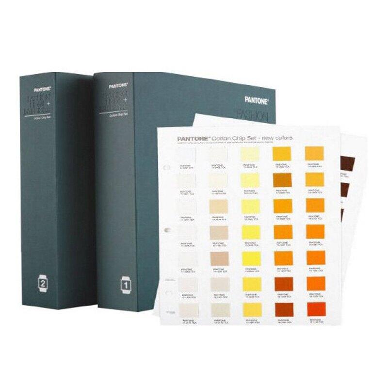 PANTONE 棉布版色票套裝 (cotton chip set) 2015年新版 FHIC400 【接受預購商品】