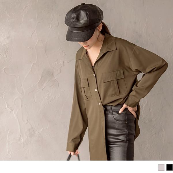 《ZC1938》纯色皮革英倫風率性八角帽 OrangeBear