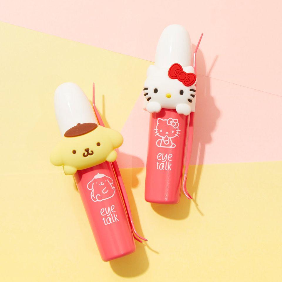 日本製 ~ 三麗鷗限定款 Kitty 自然簡單 雙眼皮膠(預購品-下單前請先詢問出貨天數)