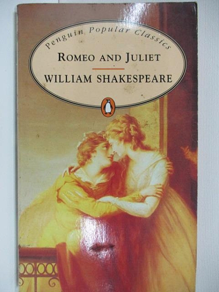 【書寶二手書T8/原文小說_ABF】Romeo and Juliet_William Shakespeare