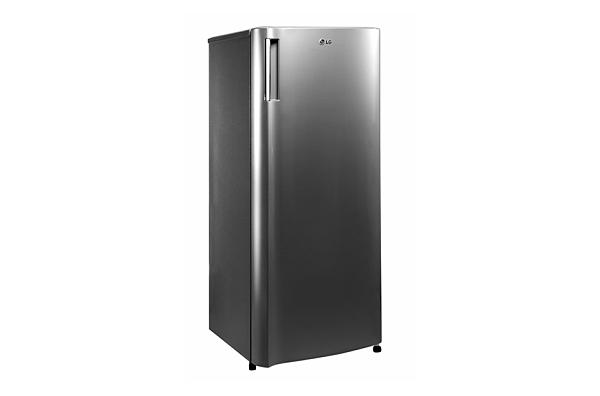 LG SMART 變頻單門冰箱 精緻銀/ 191公升 GN-Y200SV