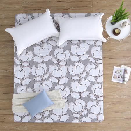 Cozy inn 花趣 200織精梳棉床包(單人)