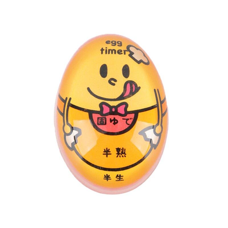 煮蛋計時器 煮蛋器 水煮蛋神器 煮蛋 廚房 計時器 雞蛋溏心蛋溫泉蛋水煮蛋半熟蛋 廚房 料理用具