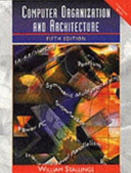 二手書博民逛書店 《Computer Organization and Architecture: Designing for Performance》 R2Y ISBN:0130852635
