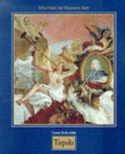 二手書博民逛書店 《Giovanni Battista Tiepolo 1696-1770》 R2Y ISBN:3829002564│Konemann